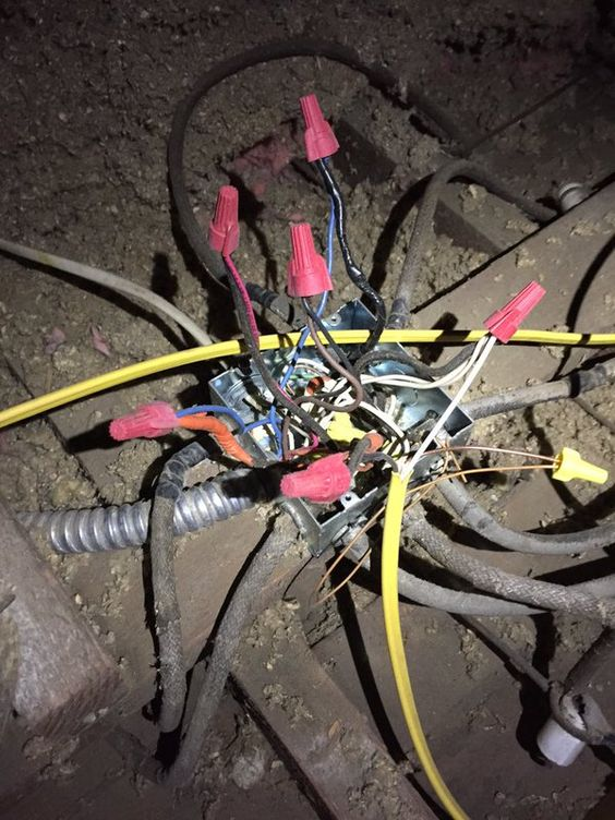 unsafe box caldera power rh calderapowerservices com Electrical Unsafe Conditions unsafe electrical wiring topic